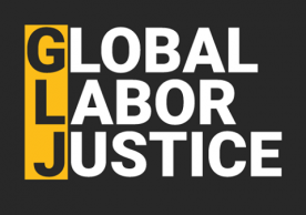 Logo for Global Labor Justice